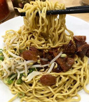 Foto 1 - Makanan di Bakmie Aloi oleh Oktari Angelina @oktariangelina