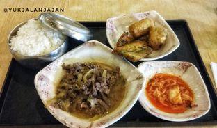 Foto 1 - Makanan(Dosirak 2) di Mujigae oleh yuk jalanjajan