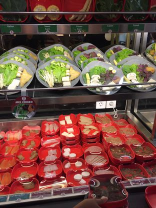 Foto 3 - Makanan di Nahm Thai Suki & Bbq oleh Yohanacandra (@kulinerkapandiet)