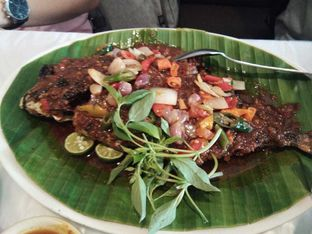 Foto 1 - Makanan di Layar Seafood oleh Nisanis