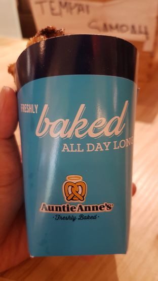 Foto 2 - Makanan di Auntie Anne's oleh Lid wen