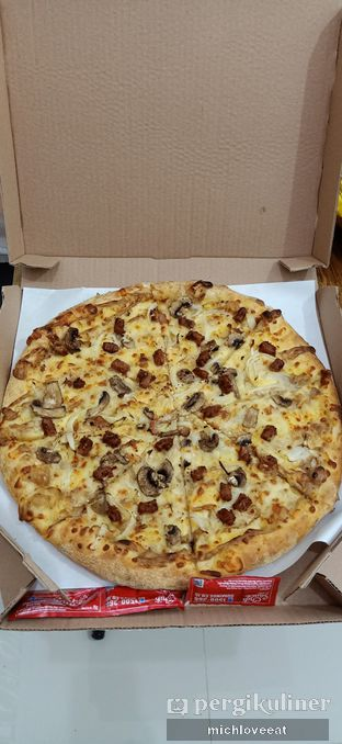 Foto review Domino's Pizza oleh Mich Love Eat 3
