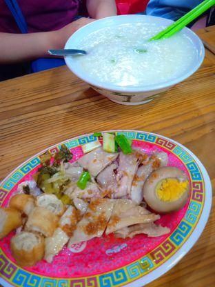 Foto review Bubur Akiong oleh Jocelin Muliawan 1