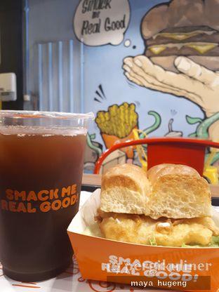 Foto 2 - Makanan di Smack Burger oleh maya hugeng