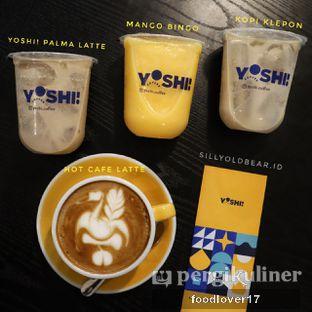Foto 2 - Makanan(Yoshi! Palma Latte) di Yoshi! Coffee oleh Sillyoldbear.id