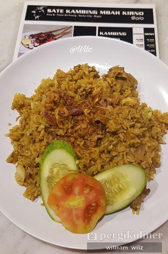 Foto Makanan di Sate Kambing Mbah Kirno Solo