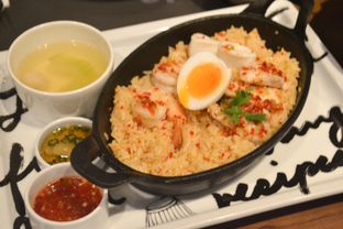 Foto 3 - Makanan di Greyhound Cafe oleh IG: biteorbye (Nisa & Nadya)