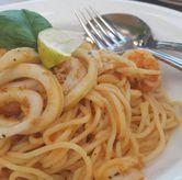 Foto Seafood Oglio Olio di Popolamama