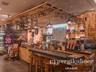 Foto Interior di Eiger Coffee