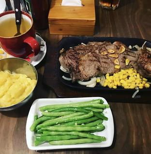 Foto 1 - Makanan di Mucca Steak oleh Mitha Komala