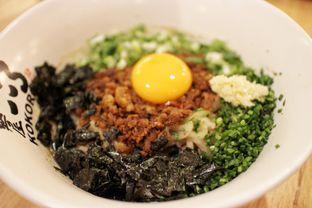 Foto review Kokoro Tokyo Mazesoba oleh Marisa Aryani 1