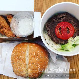 Foto 1 - Makanan di BurgerUP oleh @mamiclairedoyanmakan