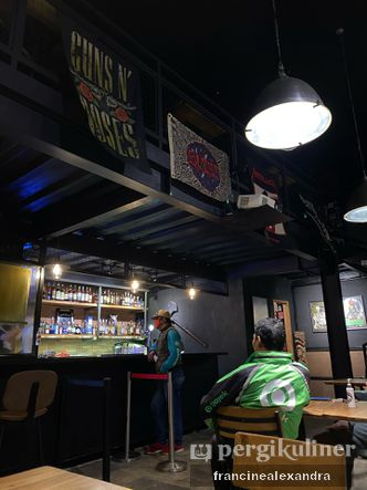 Foto Interior di Lawless Burgerbar