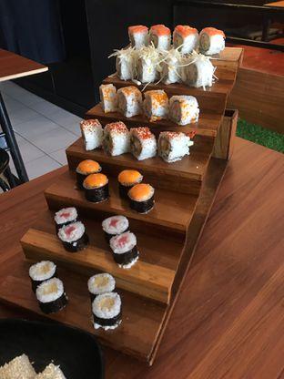 Foto review OTW Sushi oleh Ratih Danumarddin 3