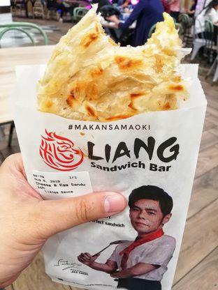 Foto 3 - Makanan di Liang Sandwich Bar oleh @makansamaoki