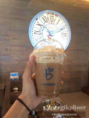 Foto 5 - Makanan(Caramel Frappeno) di Caffe Bene oleh Shella Anastasia