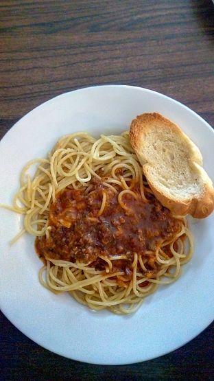 Foto 4 - Makanan(SPAGHETTI BOLOGNESE) di Eat Boss oleh Nyonya Suka Dolan