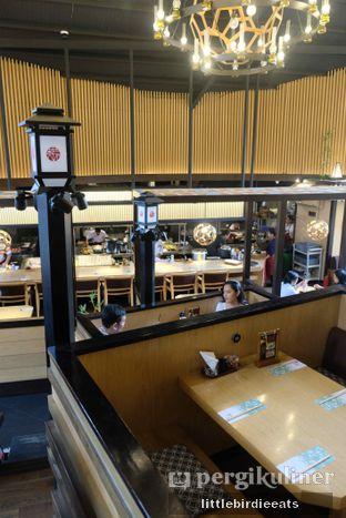 Foto 22 - Interior di Okuzono Japanese Dining oleh EATBITESNAP // Tiffany Putri