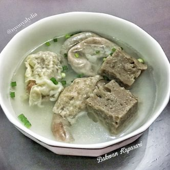 Foto Makanan di Bakwan Kapasari
