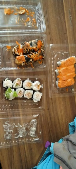 Foto review Tanoshi Sushi oleh Go Febrina || IG: @goeonb 4