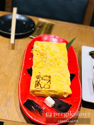 Foto 1 - Makanan(Milk Omelette) di Hokkaido Izakaya oleh Sienna Paramitha