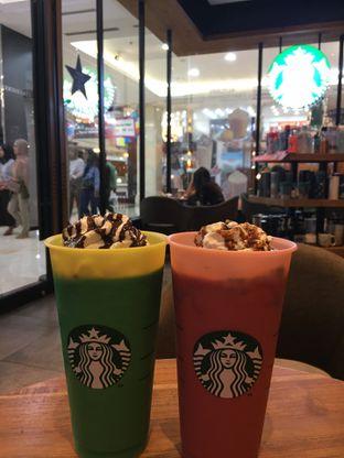 Foto 1 - Makanan di Starbucks Coffee oleh Yohanacandra (@kulinerkapandiet)