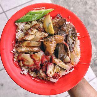 Foto 1 - Makanan(Nasi Campur) di Nasi Campur Kong Hu Pay oleh Stellachubby