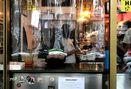 Foto Interior di Pizza Place