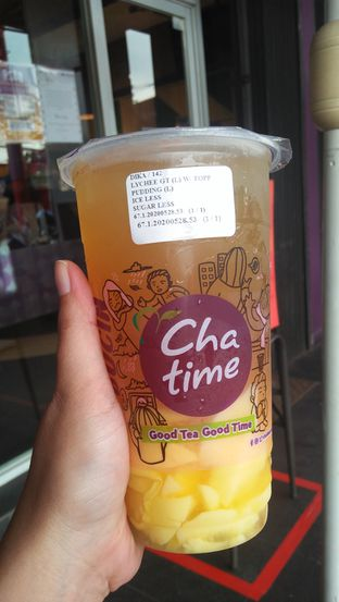 Foto review Chatime oleh Review Dika & Opik (@go2dika) 6