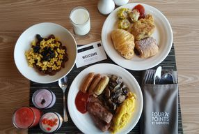 Foto Lime Restaurant - Four Points By Sheraton Hotel