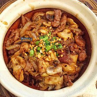 Foto 1 - Makanan(Nasi Sapi Jamur) di Ong's Kitchen oleh felita [@duocicip]