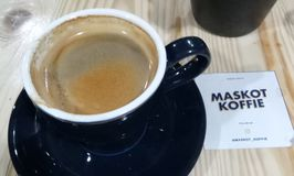 Maskot Koffie