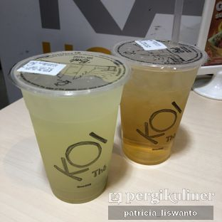 Foto - Makanan(Ice Honey & Fresh Lime Juice) di KOI The oleh Patsyy