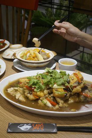 Foto review Sapo Oriental oleh yudistira ishak abrar 12