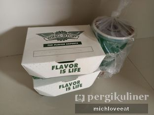Foto review Wingstop oleh Mich Love Eat 3
