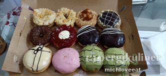 Foto Makanan di Hishers Donut & Gelato
