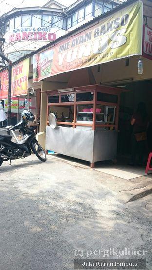 Foto review Mie Ayam Bakso Yunus oleh Jakartarandomeats 1