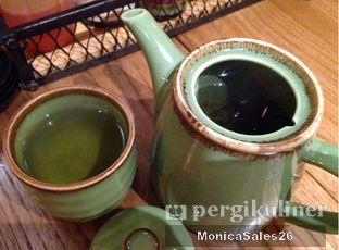 Foto 4 - Makanan(lotus tea) di NamNam Noodle Bar oleh Monica Sales