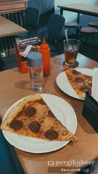 Foto 1 - Makanan di Gotti Pizza & Coffee oleh Eka M. Lestari