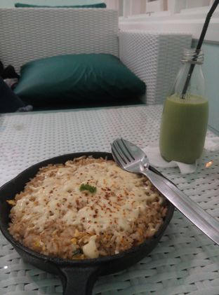 Foto 2 - Makanan di Greentea Holic oleh fadliginda