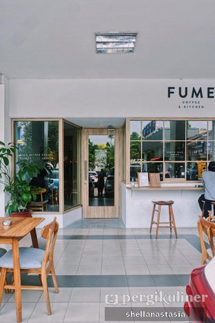 Foto review Fume Coffee & Kitchen oleh Shella Anastasia 3