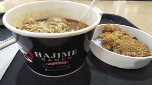 Foto review Hajime Ramen Express oleh Basyar 2