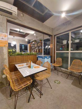 Foto 3 - Interior di Burgreens Express oleh Mouthgasm.jkt