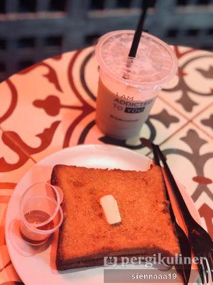 Foto 2 - Makanan(hongkong french toast with peanut butter) di Goffee oleh Sienna Paramitha