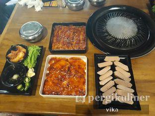 Foto 2 - Makanan di Gogi Korean Bbq oleh raafika nurf