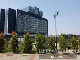 Foto 1 - Eksterior di Tian Jing Lou - Hotel InterContinental Bandung Dago Pakar oleh Ladyonaf @placetogoandeat