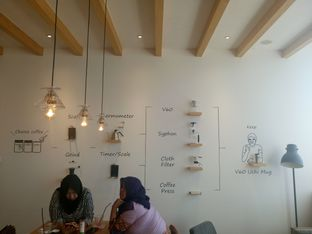 Foto 9 - Interior di Hario Coffee Factory oleh yudistira ishak abrar