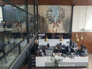 Foto 1 - Interior di Raindear Coffee & Kitchen oleh Ladyonaf @placetogoandeat