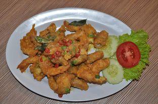 Foto 3 - Makanan(Udang Goreng Tepung Telor Asin) di Waroeng Kampoeng Seafood & Ropang oleh Christian | IG : @gila.kuliner13