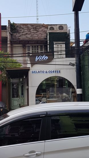 Foto 7 - Interior di Vilo Gelato & Coffee oleh Lid wen